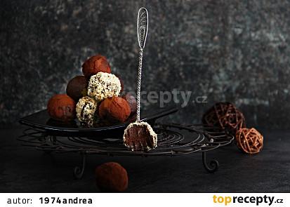 Avokádové lanýžky (Truffles) - dvě varianty