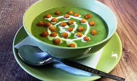 Brokolicovo-celerová polévka