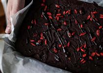 Fazolové brownies
