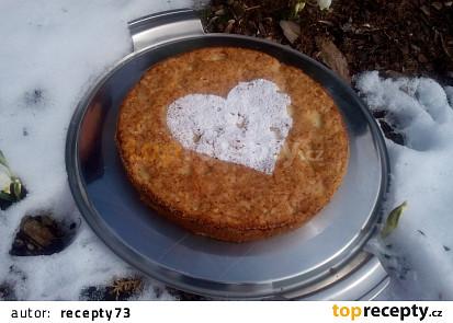 Jablečná / hrušková buchta (nejen) z remosky