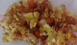 Míchaná vajíčka trochu zdravěji