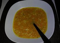 Mrkvová polévka - rychlovka