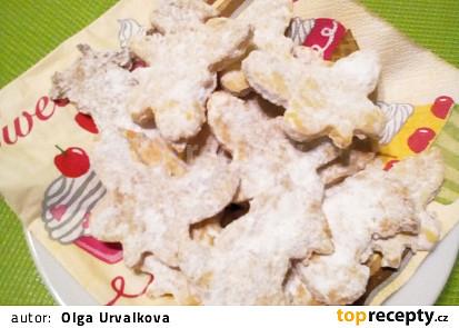 Mrkvové sušenky bez lepku