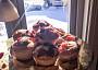 Muffiny byly naprosto výborné ! Těsto mi vyšlo na 20 muffinu ❤️ Moc děkuji za recept !