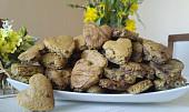Americké čokoládové sušenky