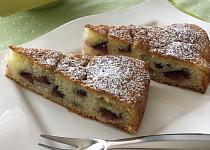 Blumový koláč s podmáslím
