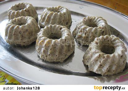 Mini bábovičky z mletého masa (v parním hrnci)