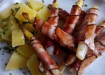 Chřest ve slanině