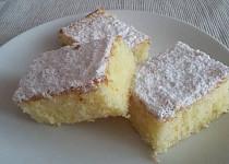 Citronová babetka - jemná a vláčná