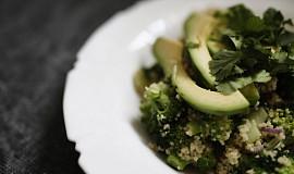 Couscous salát (udělej si sám)