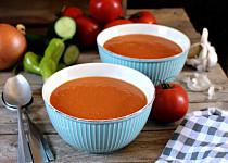 Gaspacho - vychlazená španělská polévka