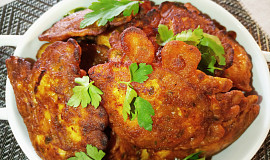 Kuřecí rychlovka v jemně pikantním těstíčku