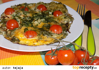 Mangoldová omeleta