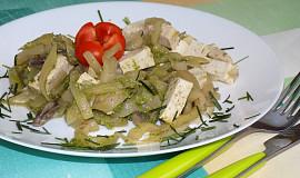 Tykev s tofu