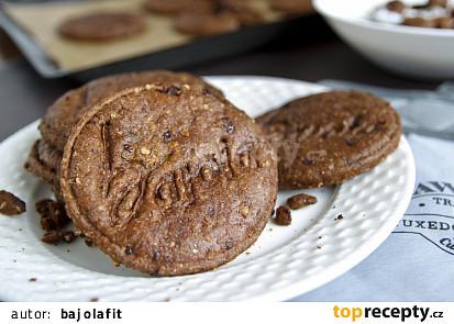 Domácí fitness celozrnné sušenky a la BeBe Dobré ráno