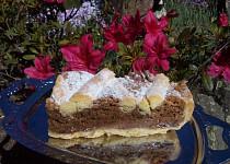 Ořechový koláč od Lidušky