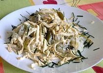 Paprikové rizoto s tofu