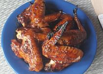 """Pikantní kuřecí křídla """"My cooking diary"""""""