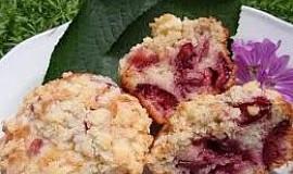 Třešňové / višňové muffiny nebo koláč