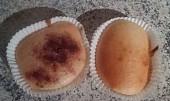 Banánové muffiny bez vajec