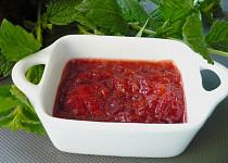 Jahodovo-jablečný džem