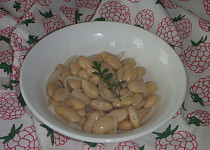 Jednoduchý fazolový salát