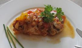 Kuře s kořením de Provence v pomalém hrnci