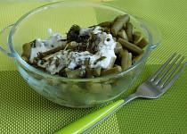 Kyselý fazolkový salát