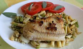 Ryba zapečená se zeleninou