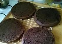 Čokoládový korpus na dort i moučníky