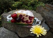 Třešně v těstě (nejen) z remosky / koláč