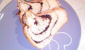 Kynutá bábovka-kakaovo skořicová