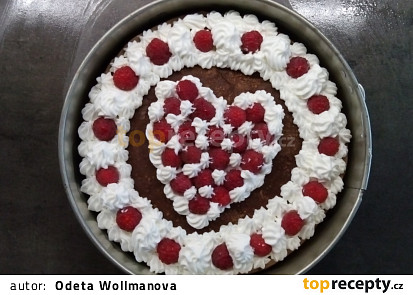 Lžičkový dort