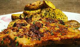 Marinované vepřové maso
