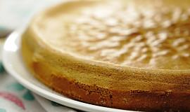 Piškotový dortový korpus