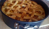 Americký jablečný pie   (rychlý, jednoduchý a bez vajec)