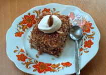 Bezlepkový pohankový koláč / nákyp
