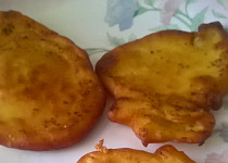 Jednoduché bramborové placičky