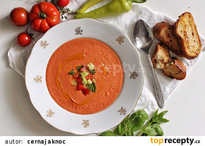 Gazpacho (vegan)