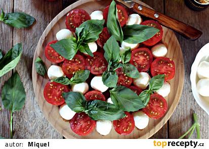 Italské Caprese