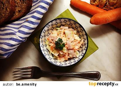 Rozmarný salát (Insalata Capricciosa)