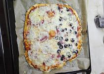 Rychlá kynutá pizza