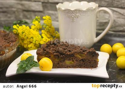 Špendlíkový koláč s vůní perníku