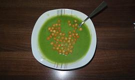 Superrychlá chutná hrášková polévka