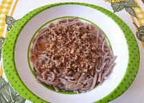 Boloňské špagety - pro nejmenší