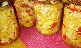 Čalamáda s paprikami