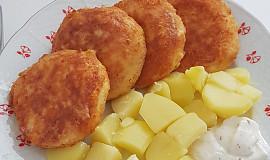 """""""Fajnový"""" smažený sýr"""