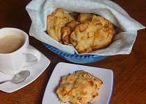 Kožlanské jablečné placky (bez cukru)
