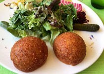 Malakoff - sýrové koule