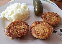 Bulgurové muffiny se zeleninou